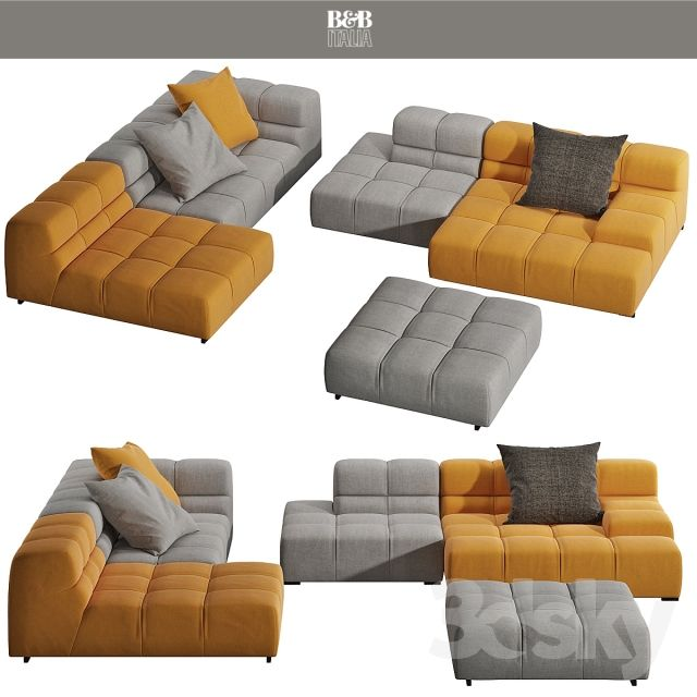 Sofa Tufty Time 15 From B Italia