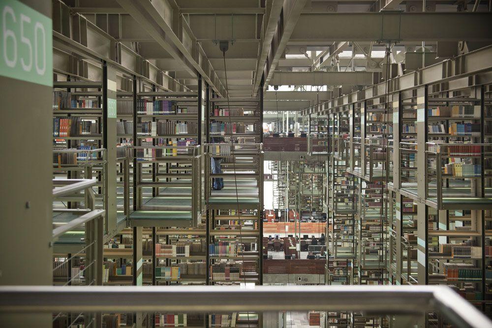 Mexico Public Library In Mexico City Mexico Photo By Yoshihiro Koitani Library Love