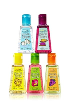 Back To School Bath Body Works Anti Bacterial Pocketbac Bath
