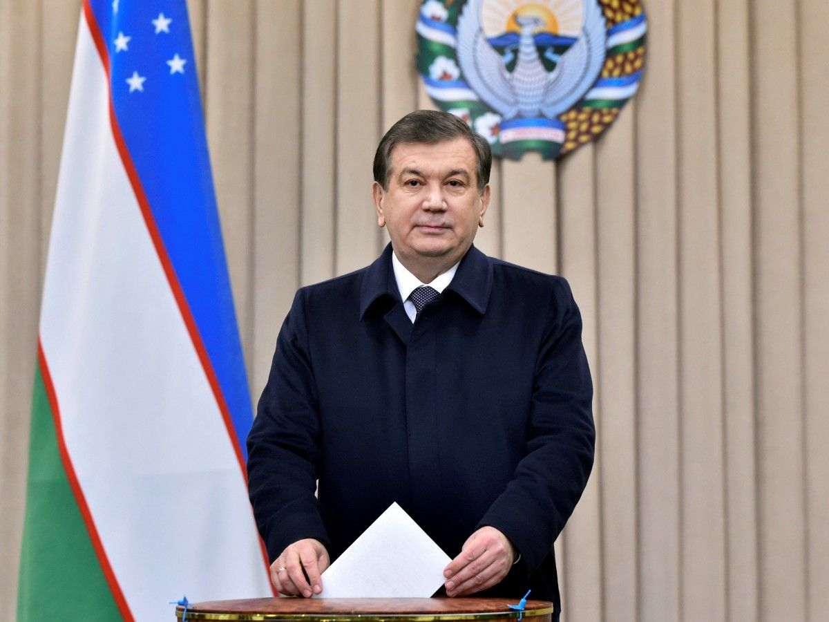 #world #news  Shavkat Mirziyoyev assumes office of President of Uzbekistan  #FreeKarpiuk #FreeUkraine