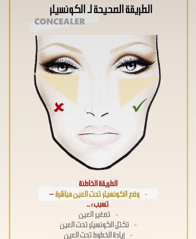 Pin By Houda On Beauty Makeup Beauty Makeup Makeup Concealer