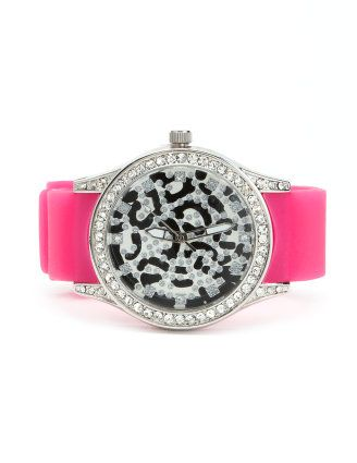i really dont like or wear watches but this is cute
