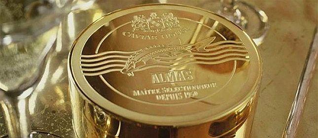 El caviar más caro del mundo   Cocina y Vino