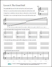 Printables Piano Theory Worksheets 1000 images about music theory on pinterest circles treble clef and lesson plans