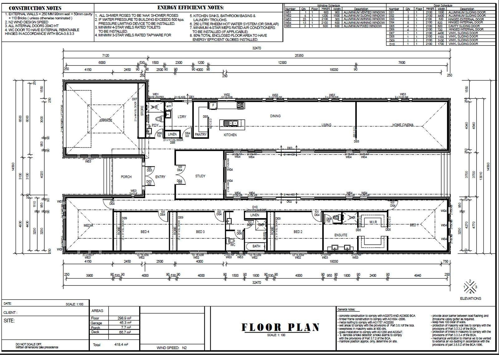418m2 4503 Sq Foot 5 Bed Flat 4 Plus Study Home Design 5 Bed Home Home Plans Modern 5 Bedroom Home Plans Courtyard Home Small House Design Plans Container House Plans House Plans