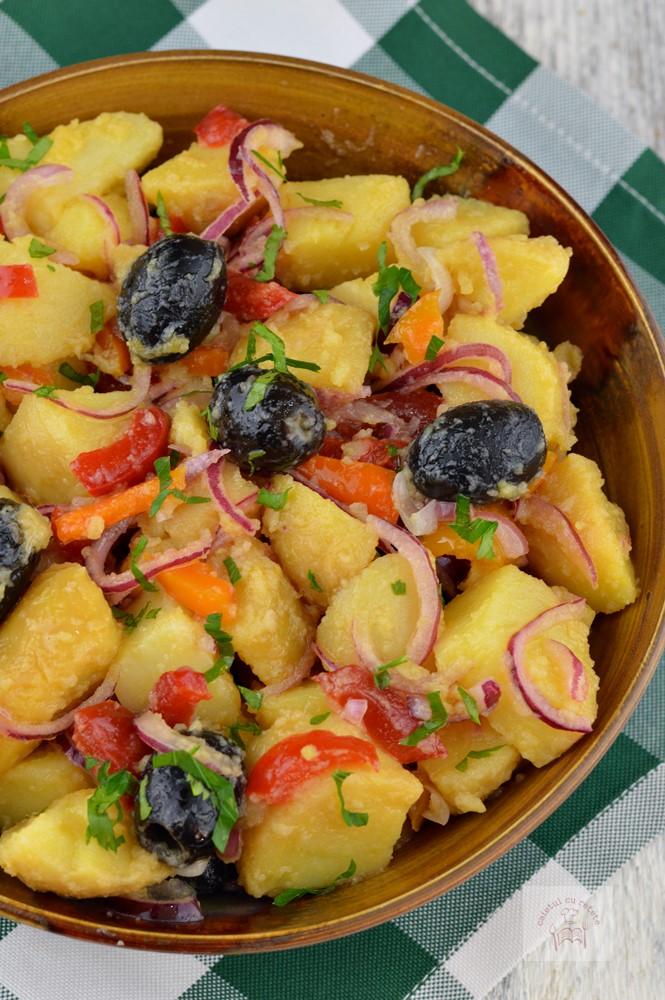 Încearcă şi tu dieta cu cartofi
