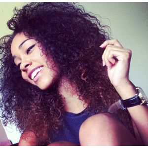 mixed girl with curly hair tumblr google search future