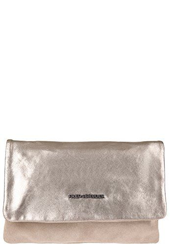 FREDSBRUDER Damen Clutch WITH CHAIN