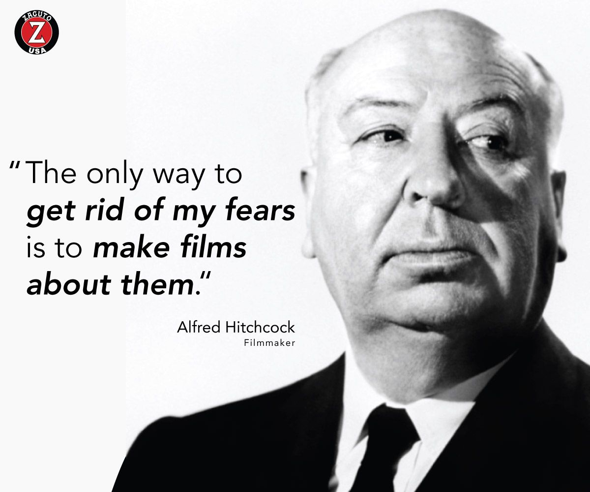 Alfred Hitchcock Quotes: This #quote From The Master Of #Suspense, Alfred Hitchcock