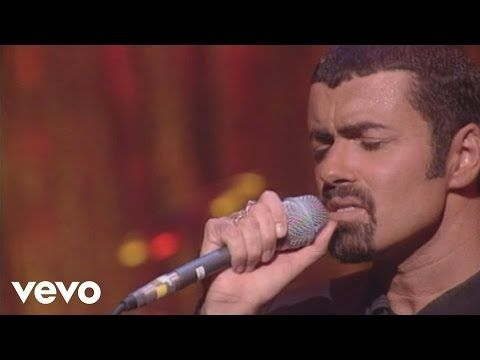 George Michael - I Can't Make You Love Me (Live) - YouTube