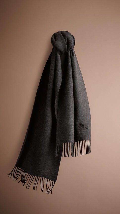 Heritage Cashmere Scarf | Burberry