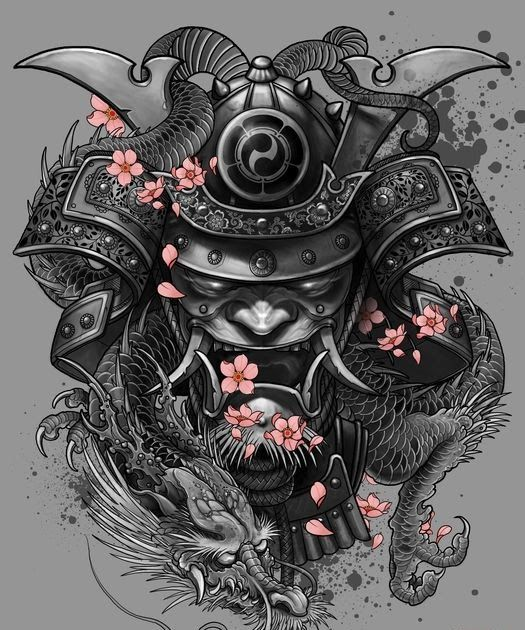 Anime Wallpapers Japanese Tattoo Collection Samurai Tattoo Design Tattoos Samurai Mask Tattoo