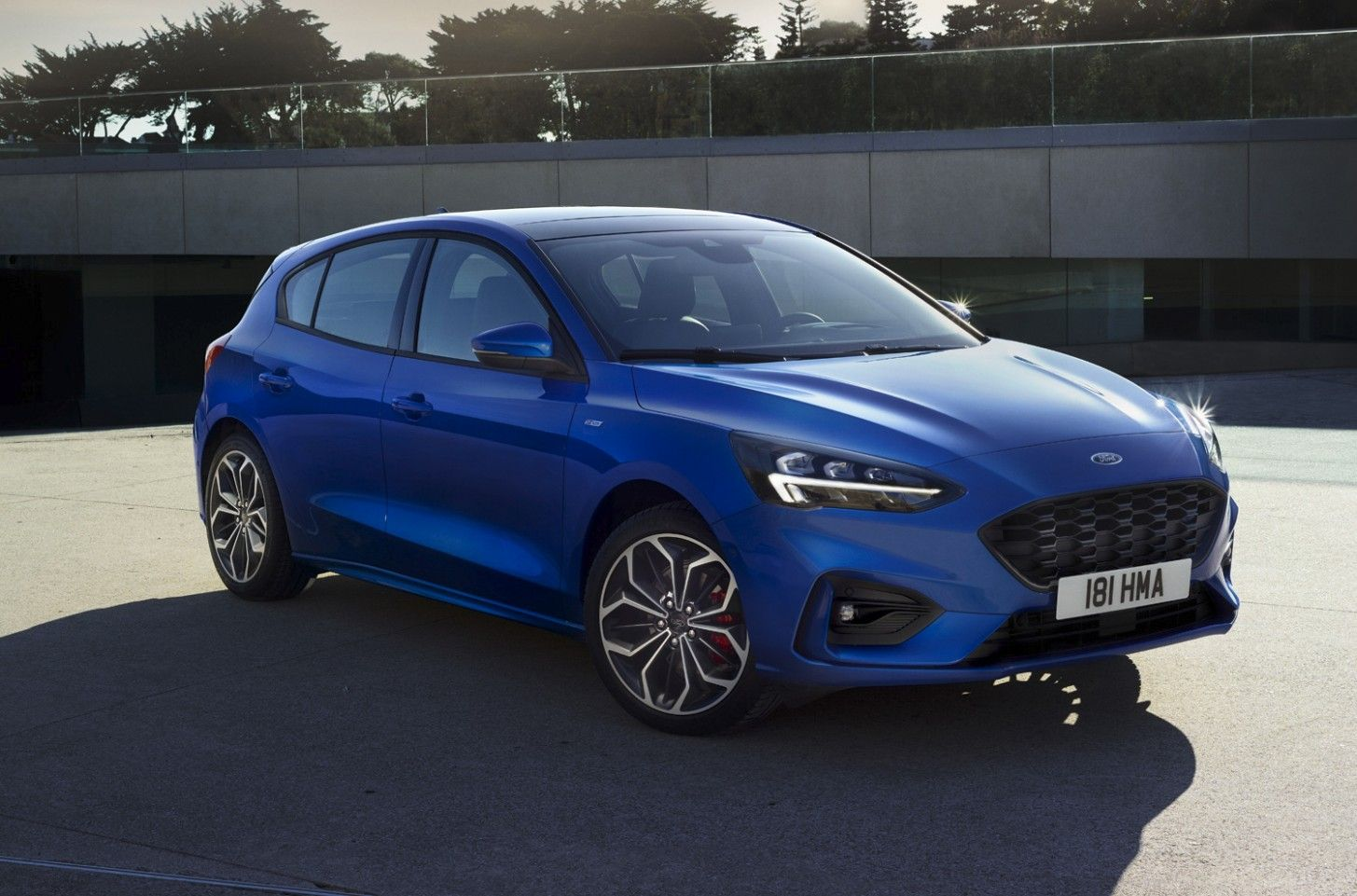 2020 Ford Focus Rs St Spy Shoot Ford Focus Ford Focus St Ford Focus Rs