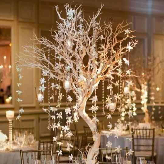 Tableau Matrimonio Natalizio : Tableau mariage invernale natalizio battesimo in