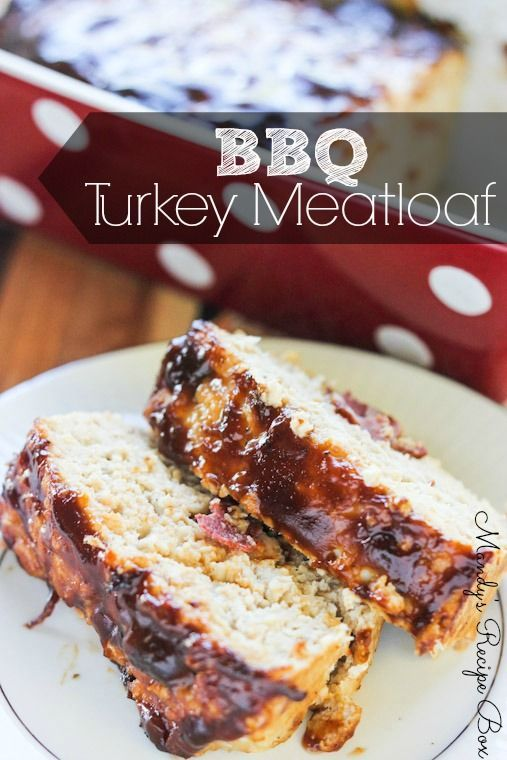 Turkey Meatloaf This is a Sponsored post written by me on behalf of Butterball Every Day. All opinions are 100% mine. The Meatloaf has gotten a facelift. I switched out ground beef for ground turkey and added turkey bacon to make this leaner version that's just as good. Topped it off with bbq sauce and you've got …This is a Sponsored post written...
