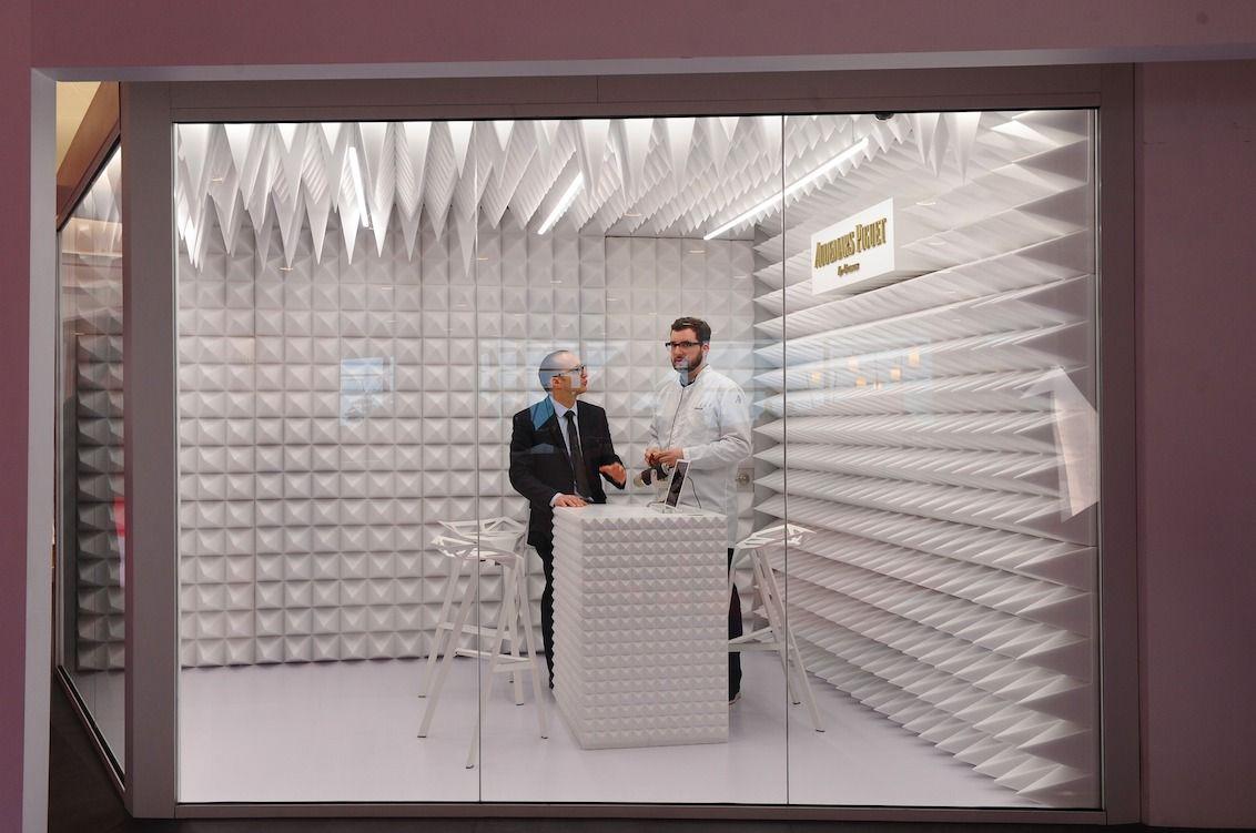 Sebastian Errazuriz Designs Audemars Piguets New Lounge At Art Basel Hong Kong