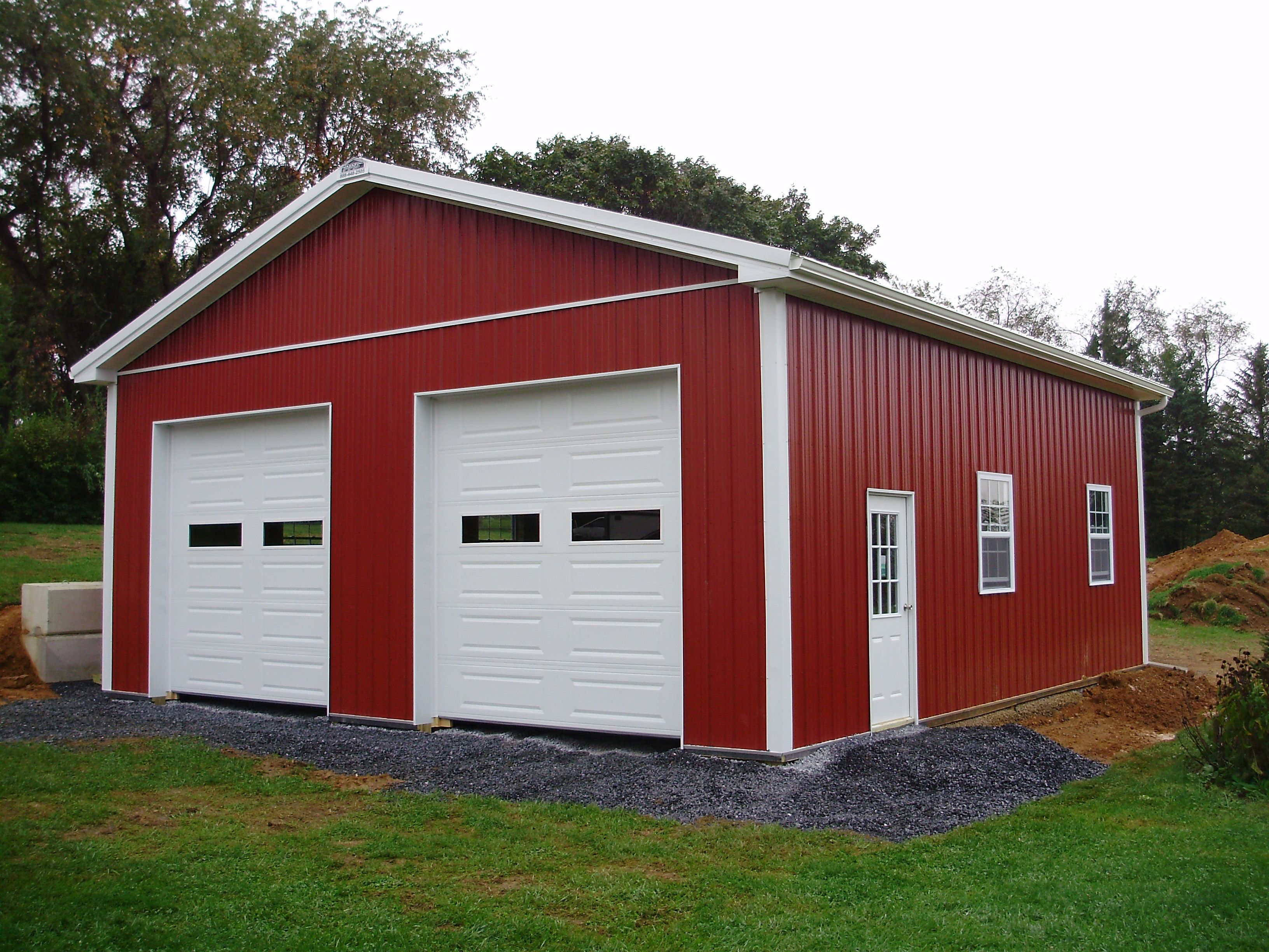Pin by Pioneer Pole Buildings, Inc. on Garages Pole barn