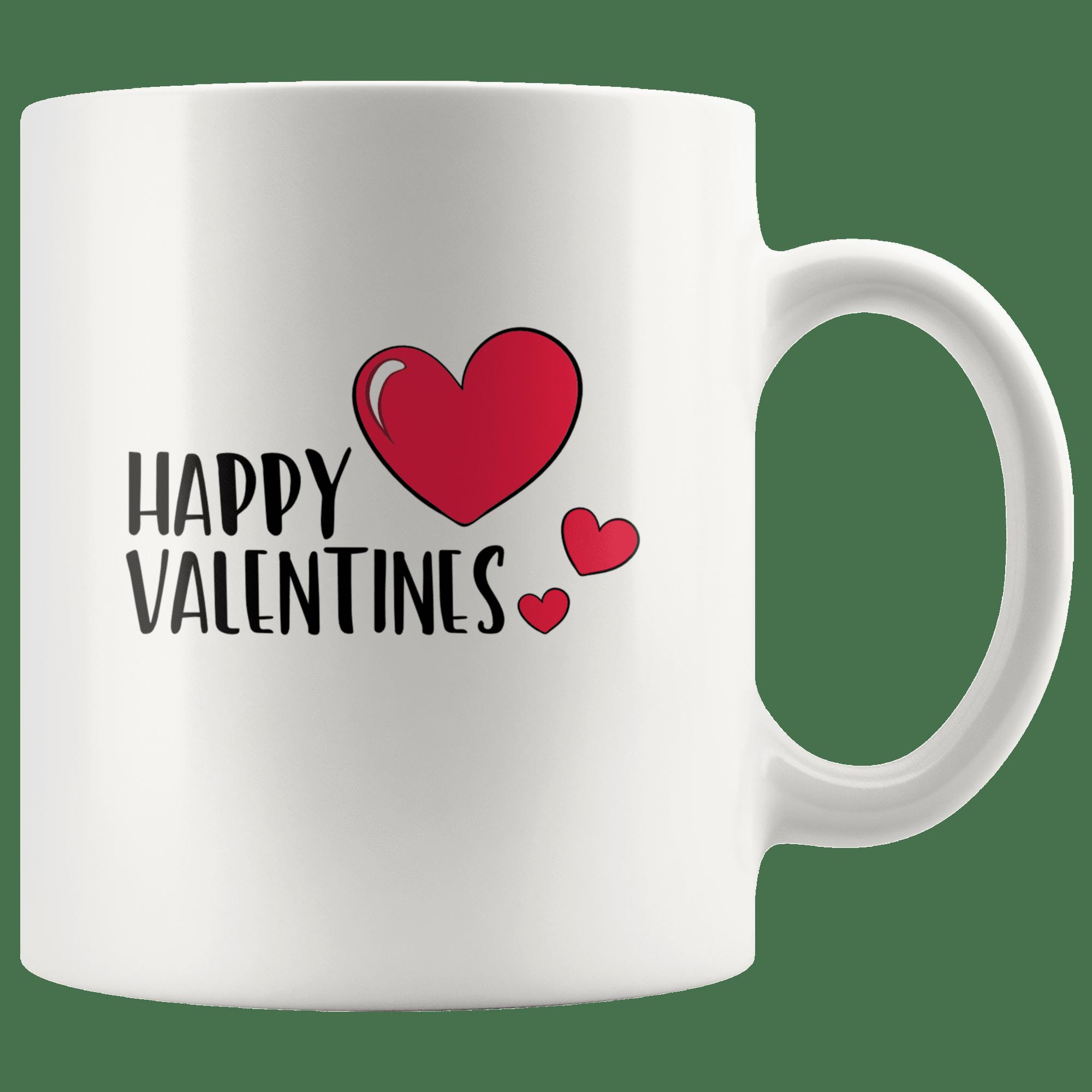 Gift Box Wife Husband Gift Valentines Hot Stuff Valentines Mug 11oz Mug