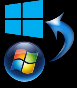 You can upgrade from Windows XP, Vista or Windows 7 to Windows 8 without  losing your files, data, settings, apps and personalization.