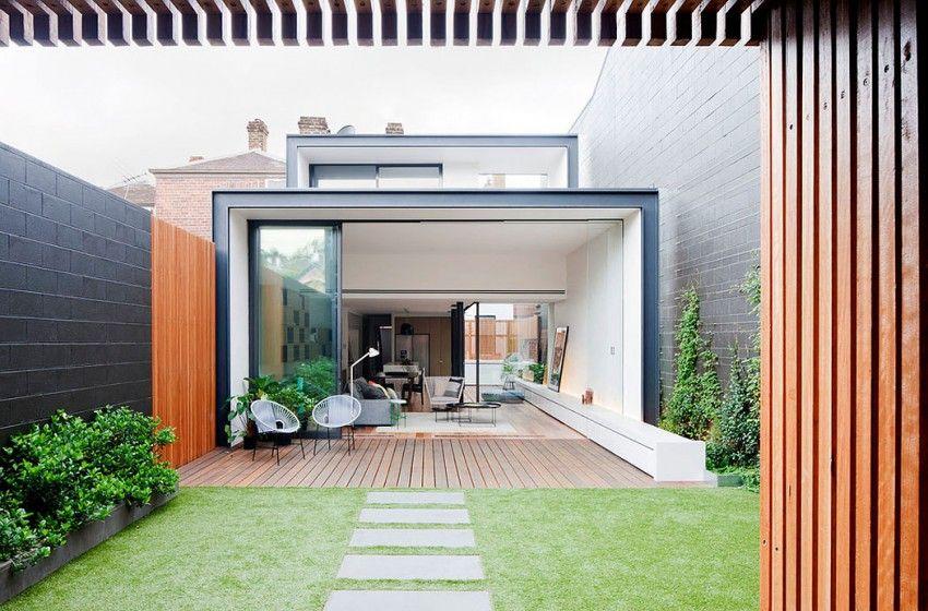 Bridport House by Matt Gibson Architecture + Design | Bridport FC ...