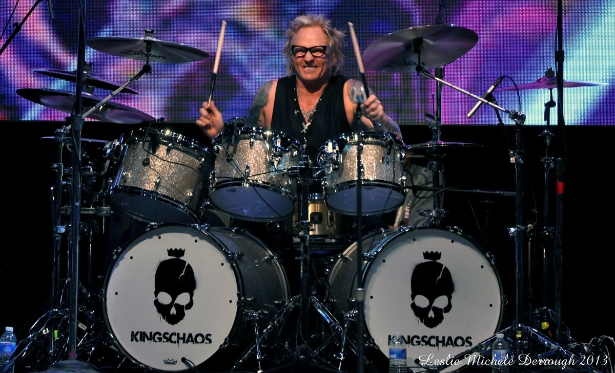 Matt Sorum Rock Music Pinterest Drum Kit Rock Music And Drummers