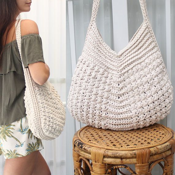 Crochet bag pattern-MACIE bag-Crochet pattern PDF-Crochet boho bag ...
