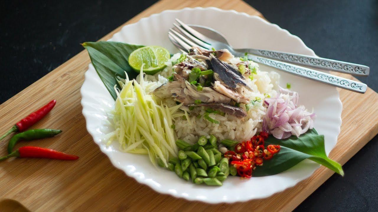 Mackerel fried rice salad hot thai kitchen thai f8a478b583f057aa3c84abee2285a40dg forumfinder Gallery