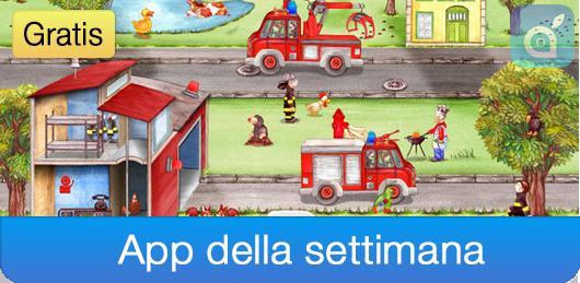 Piccoli Pompieri è l'App della Settimana scelta da Apple: Gratis per 7 giorni - http://mobilemakers.org/piccoli-pompieri-e-lapp-della-settimana-scelta-da-apple-gratis-per-7-giorni/