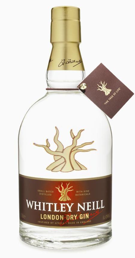 Whitley Neill Gin er et eksklusivt gin mærke som distribueres af Whitley Neill Limited, som blev ...