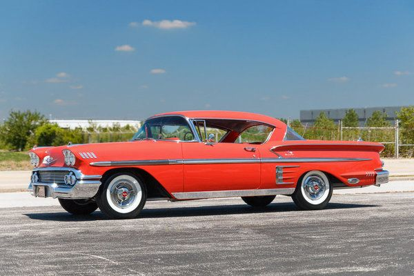 1958 Chevrolet Impala For Sale Price 62995 Chevrolet Impala