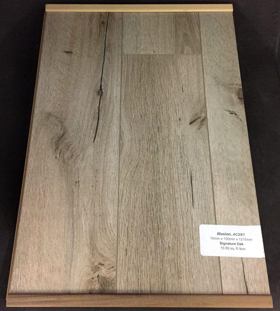 Signature Oak 15mm Illusion Laminate Flooring Image Laminate Flooring Flooring Laminate