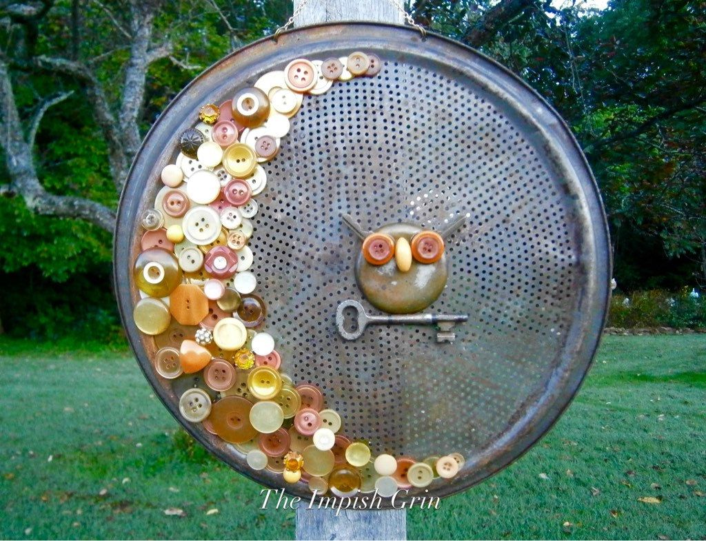 A personal favorite from my Etsy shop https://www.etsy.com/listing/478505909/repurposed-recycled-owl-and-moon-mixed