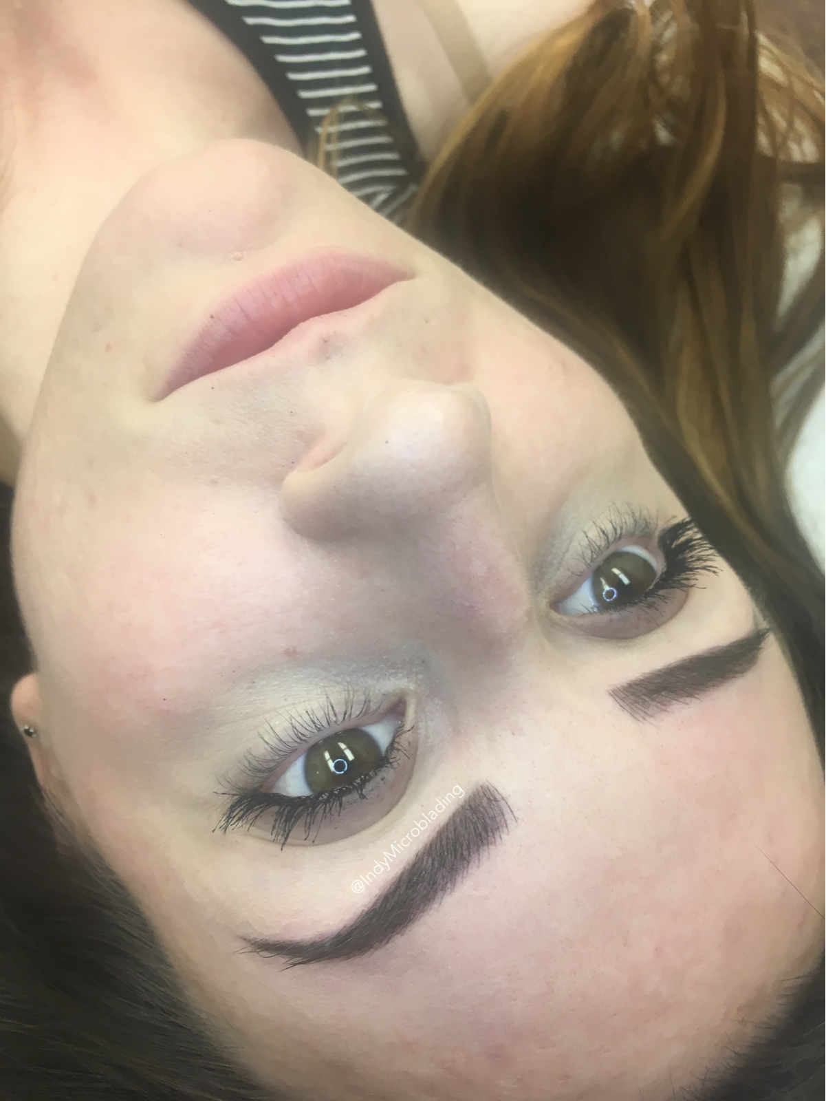 Indy Microblading, Eyebrows on fleek, Microblading