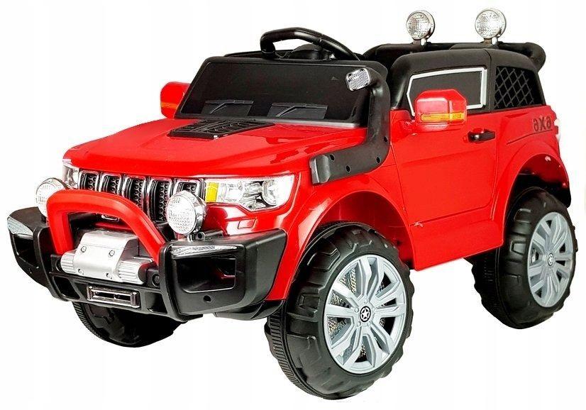 Auto Na Akumulator Jeep Kp 6188 Dla Dzieci Eva 6x6 Jeep Toy Car Auto