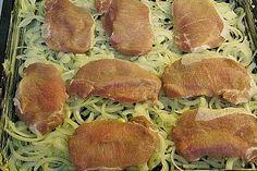 Ofen - Koteletts #grilledporksteaks