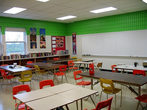 high school classroom design ideas - Classroom Design Ideas