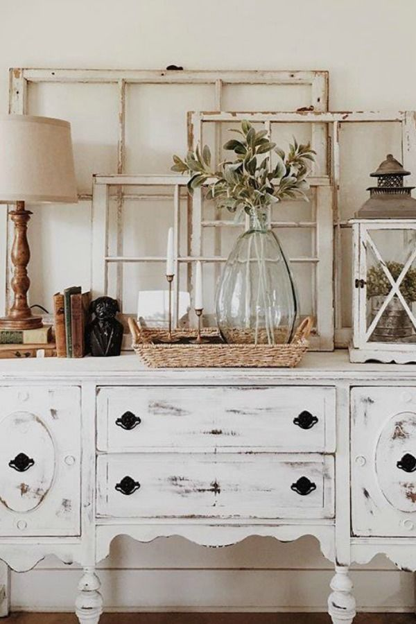 Photo of Farmhouse Foyer Decor Challenge – Beauty For Ashes