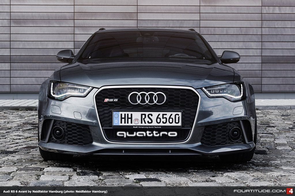 audi rs 6 by neidfaktor hamburg oem pinterest 1 hamburg and audi rs. Black Bedroom Furniture Sets. Home Design Ideas