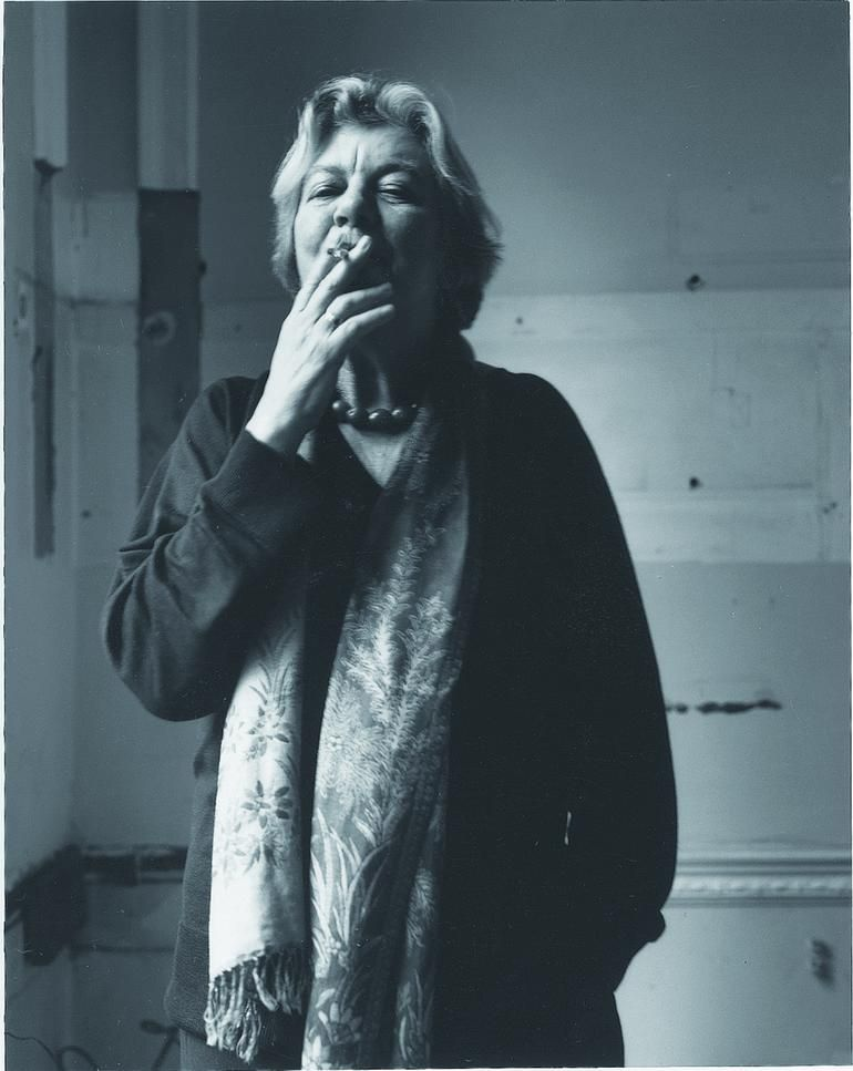 Lynne Barber.