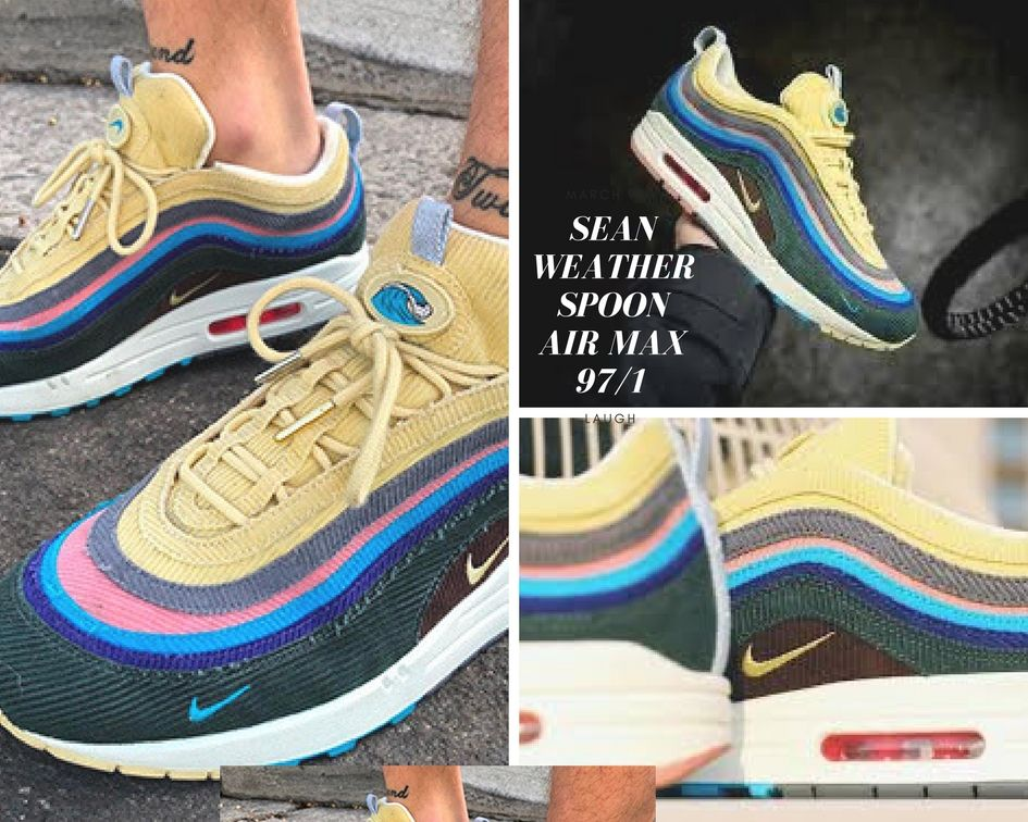 new style 8737b 596ac NIKE AIR MAX 97 SEAN WEATHERSPOON