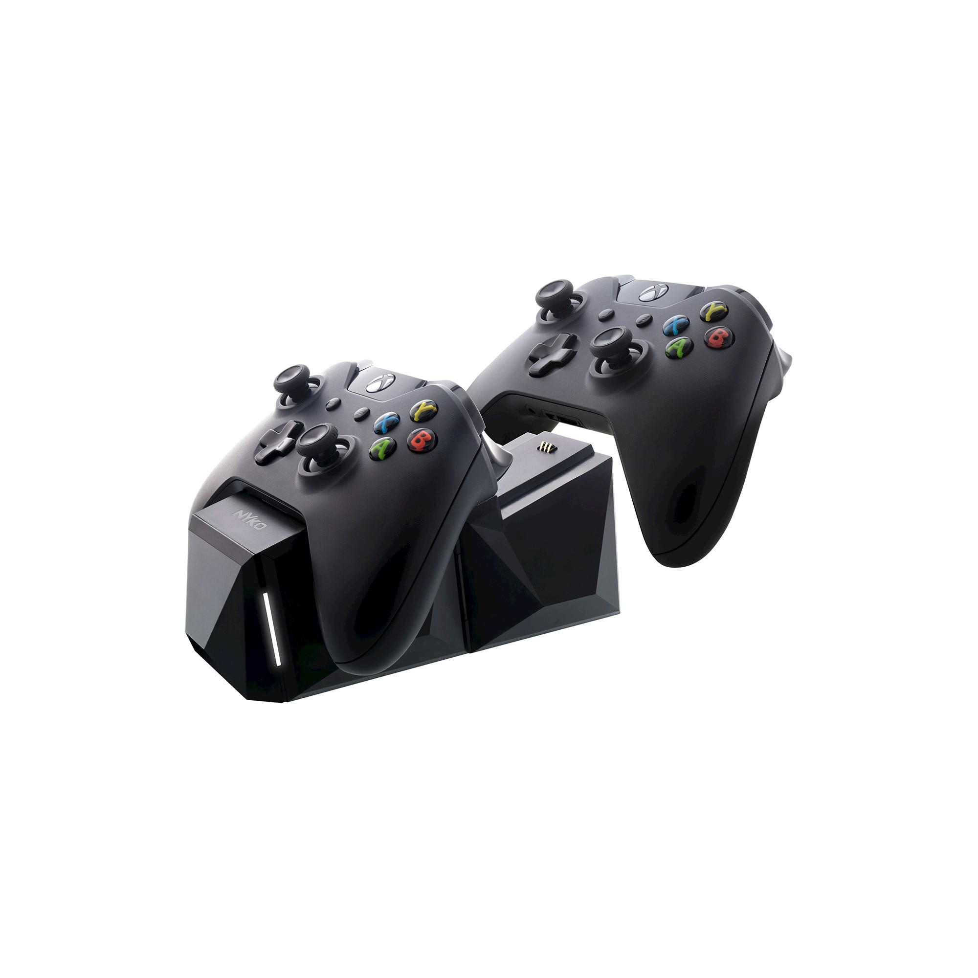 Nyko Charge Block Duo - Xbox One, Black | Products | Xbox