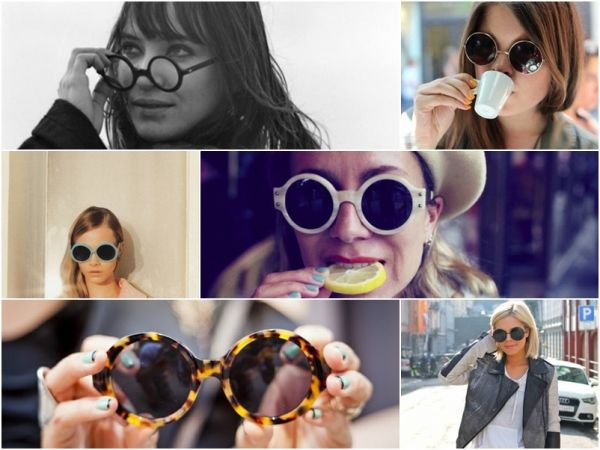 Os óculos são essenciais pra proteger os olhos ou incrementar a produção. Os inspirados nos 70s são tendência atual e preparamos uma galeria pra você usá-los de acordo com o seu estilo.