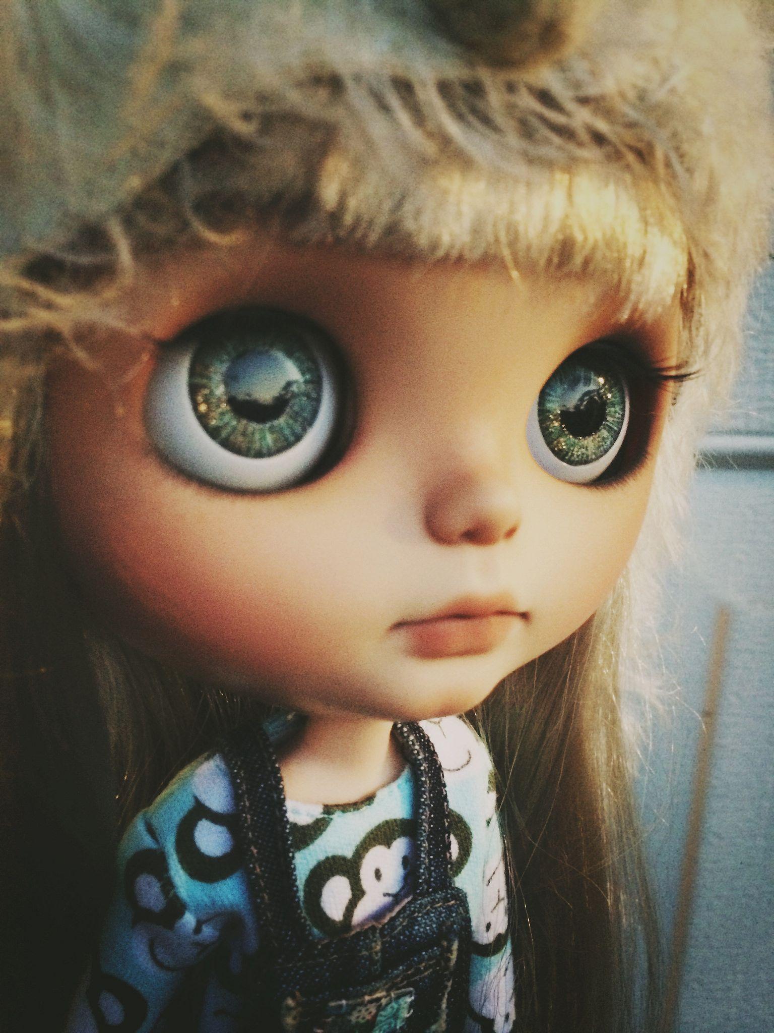 Flickr blythe pinterest dolls and bjd