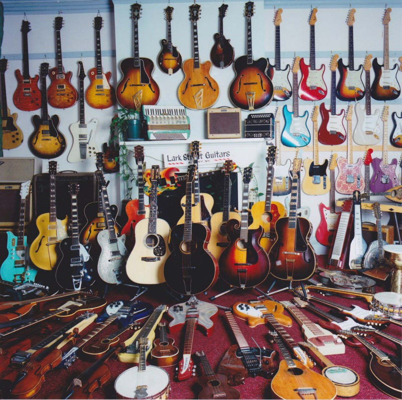 Guitar Musical Instrument Beauty Shop Wallpaper 1440x1431 Guitar Collection Guitar Shop Wallpaper