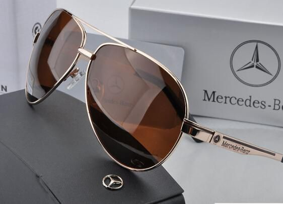 7a514763ee Mercedes-Benz    AMG Polarized Luxury Sunglasses – YEWOLY