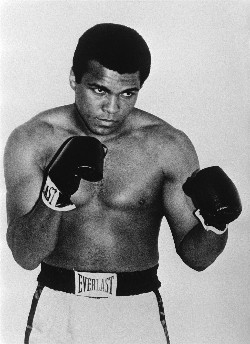 Muhammad Ali 1942 2016 The Greatest Vir Altyd Dié