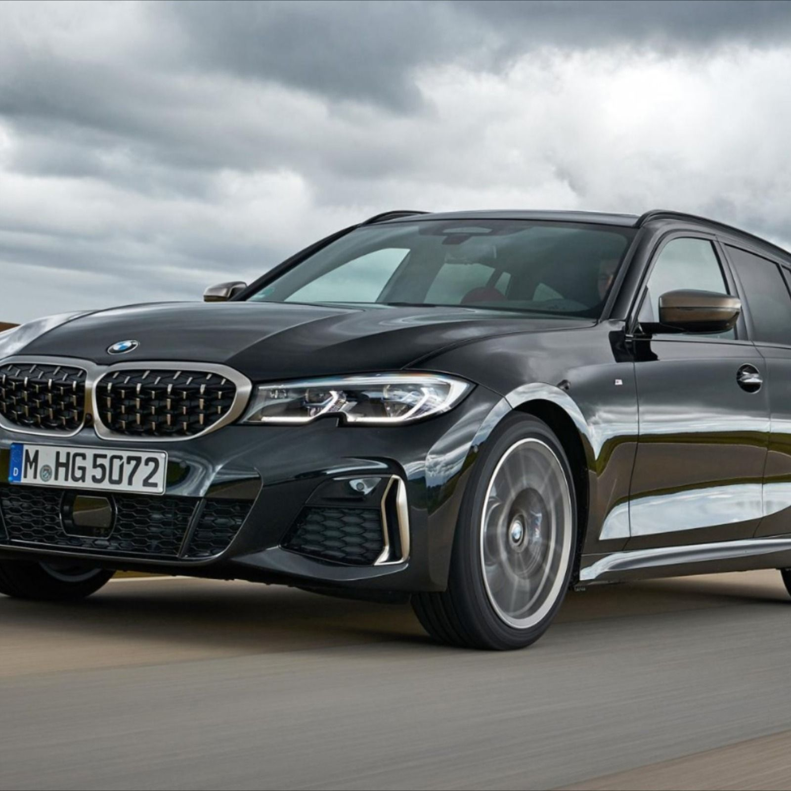 BMW M340i Touring in 2020 Bmw, Touring, Mercedes sports car