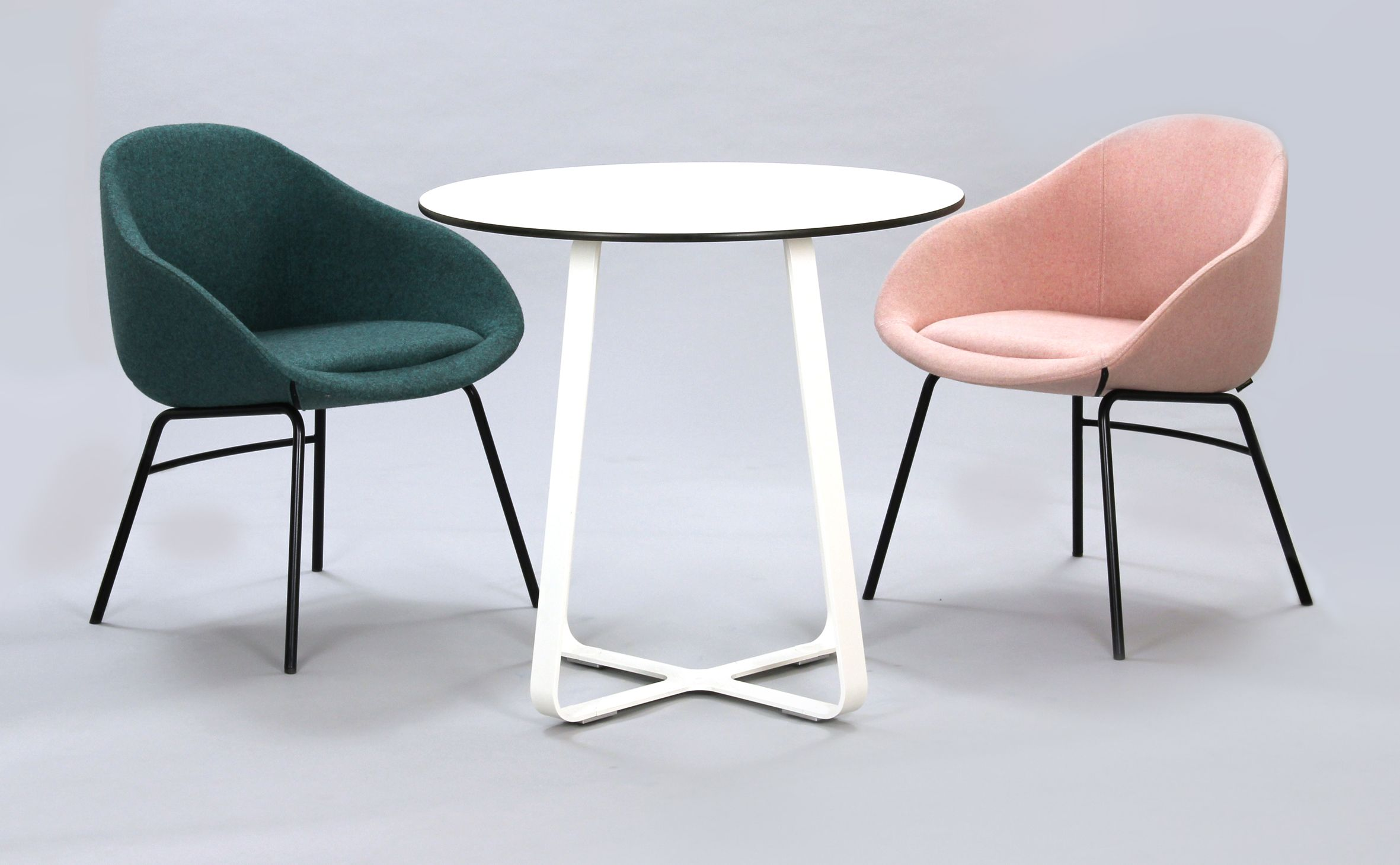 Always Chairs On 4 Straight Legs Side By Side Our Frog Table