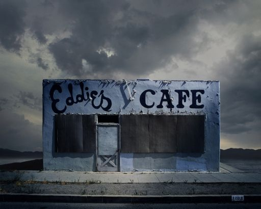 Ed Freeman - Eddie\'s Cafe, Santa Clarita, California - Galerie ...