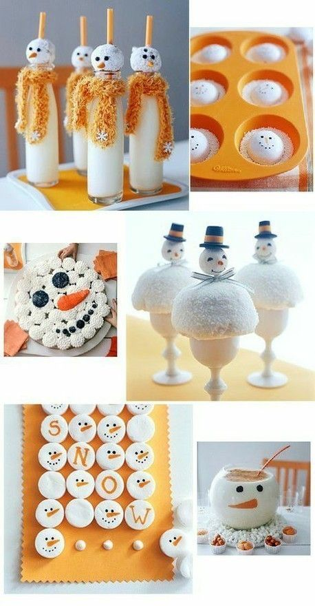snowmen everything yummy pinterest deko ideen weihnachten und dekoration. Black Bedroom Furniture Sets. Home Design Ideas